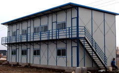 Steel Modular House Modular House Fast to manufacture and assemble Satisfies thermal and seismic requirements